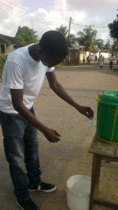 ebola awareness e