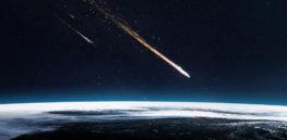 first protein meteorite