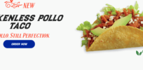screenshot our food l a mex menu el pollo loco