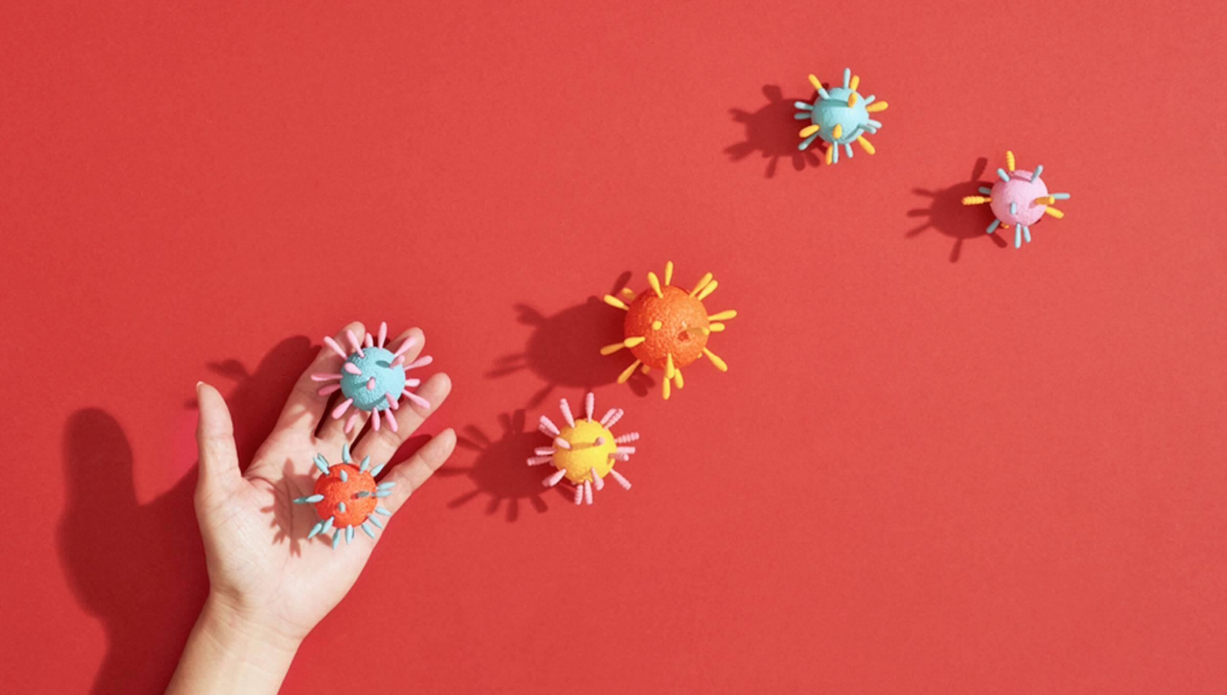 hand coronavirus