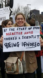 scientist ignored