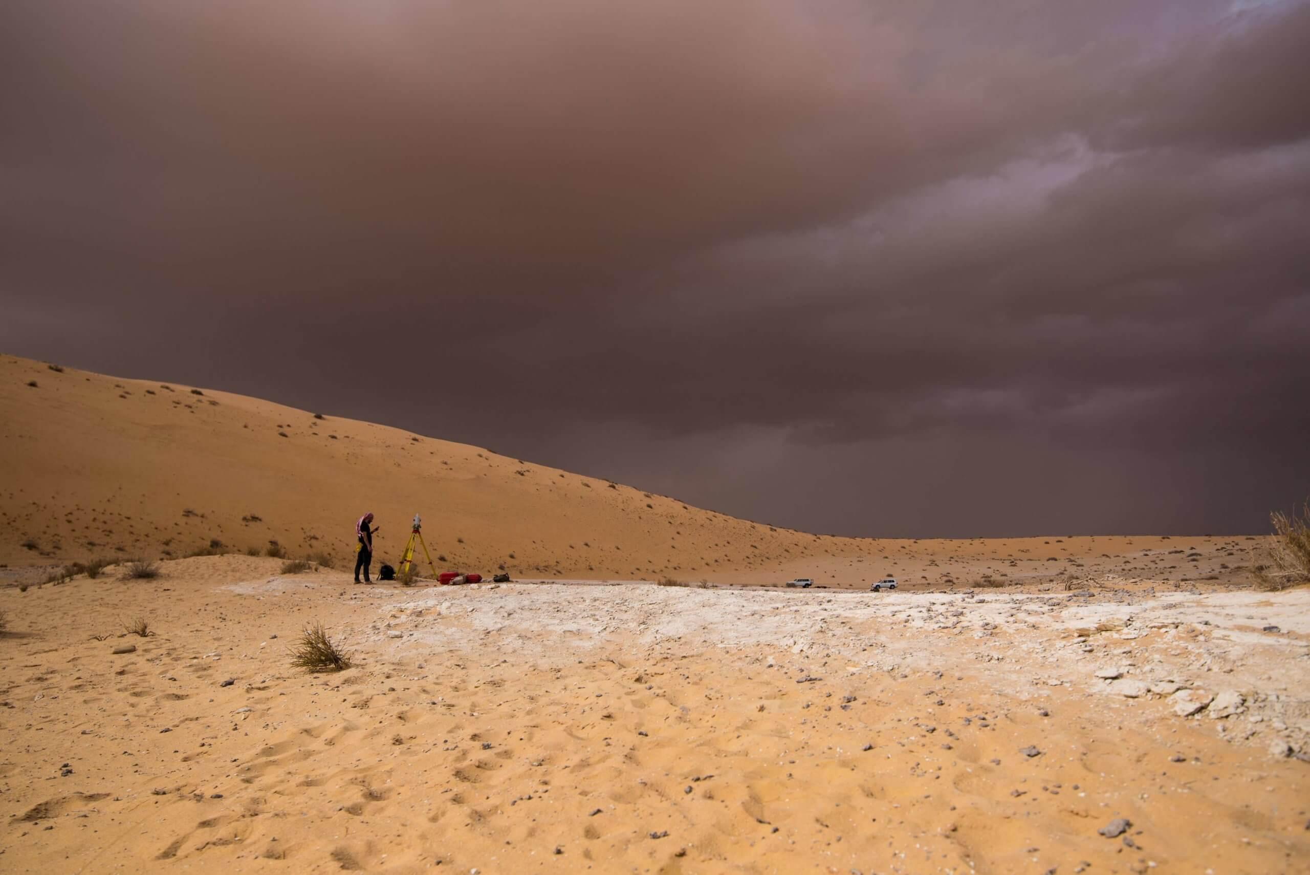 the nefud desert