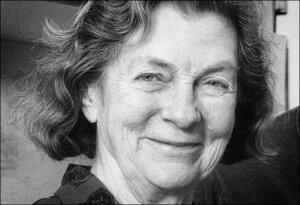 Anne McLaren. photo credit: The Gurdon Institute