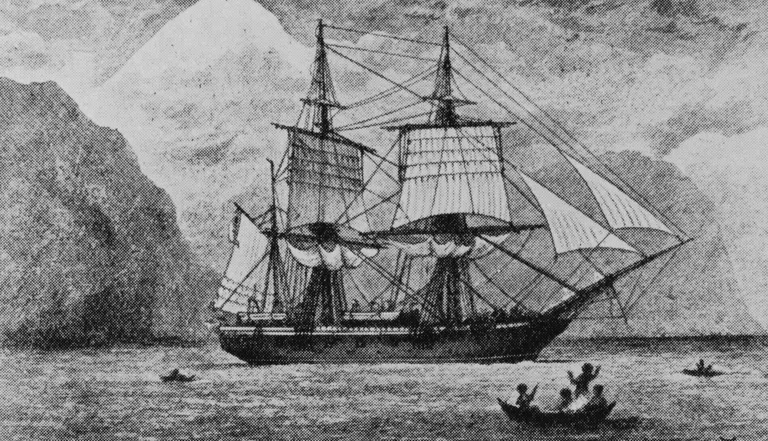 screenshot amazing voyage around the world charles darwin aboard h m s beagle