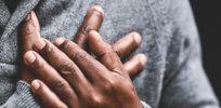 elderly black male chest x facebook