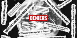 climate deniers x