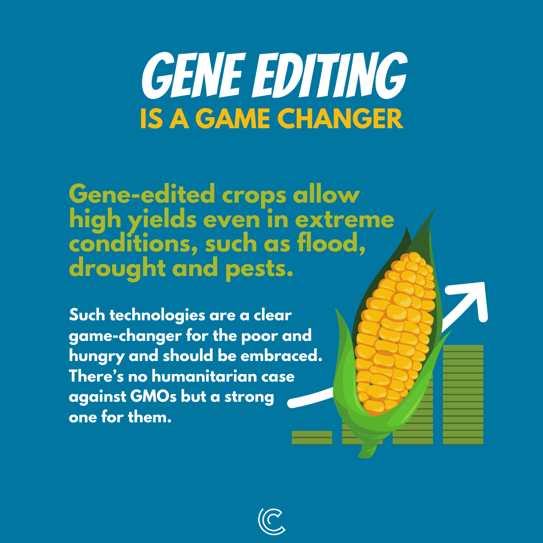 gene editing game changer