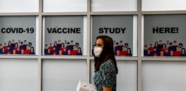 Validating full safety of vaccines might take months but effectiveness judgements likely soon