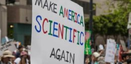 make america scientific again