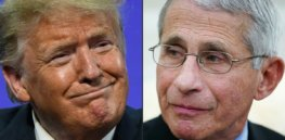 Video: Fire Fauci? Trump suggests he will take 'advice' of chanting supporters and dismiss America's infectious disease expert 'after the election'