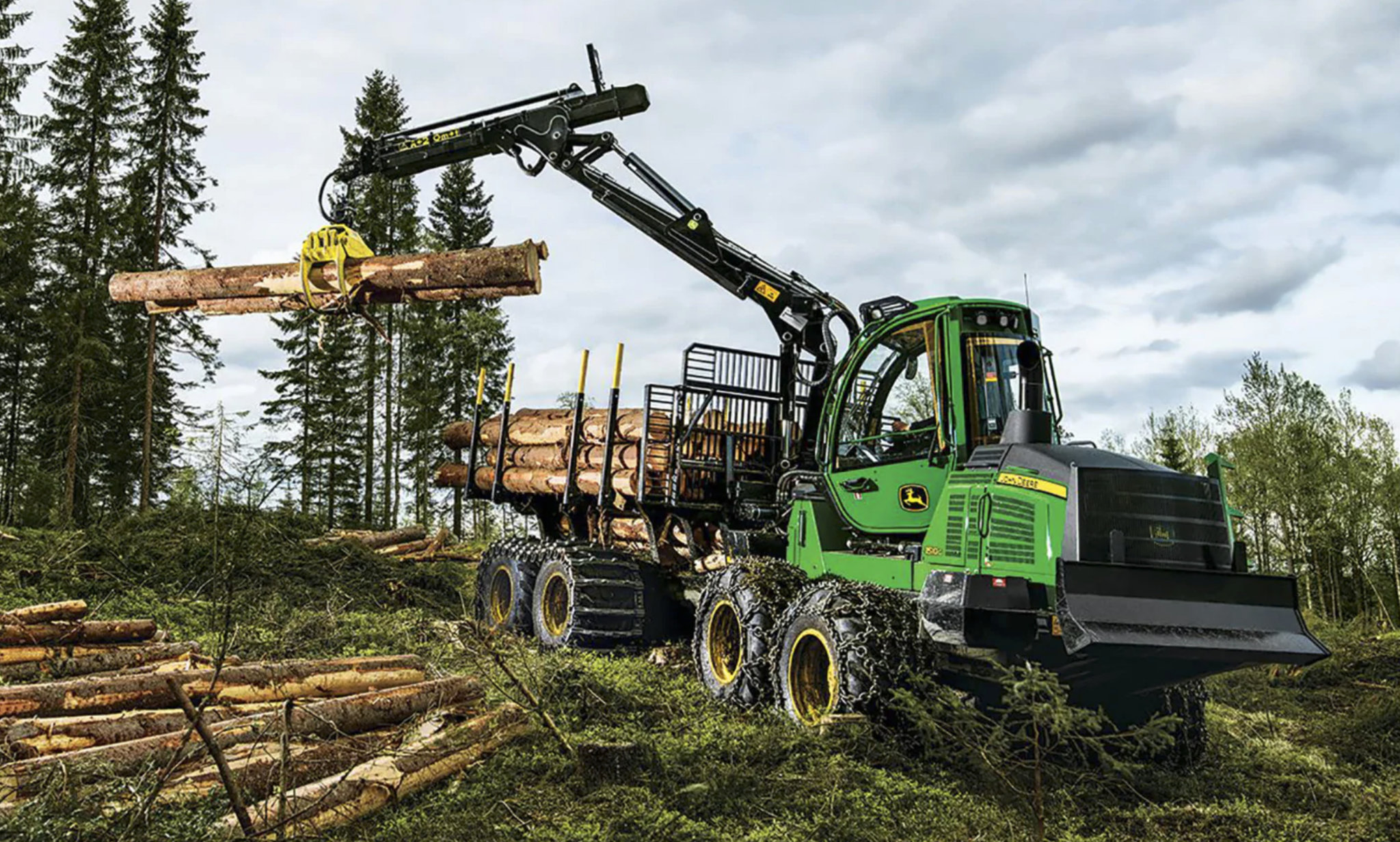 Viewpoint: Climate change threatens our forests. Smarter fire control and sustainable logging can help us fight back