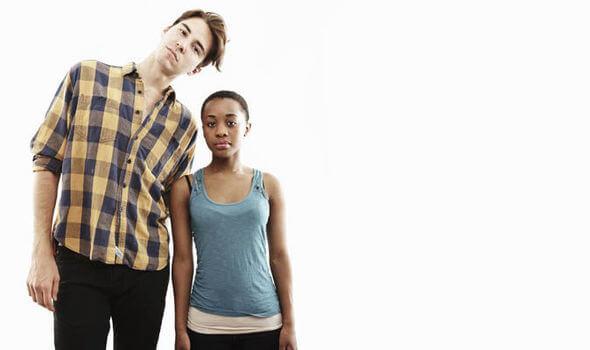 tall men small women no link immunity