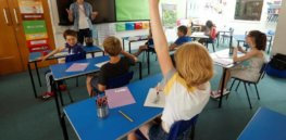 How most of Europe has kept schools open safely during the current COVID surge