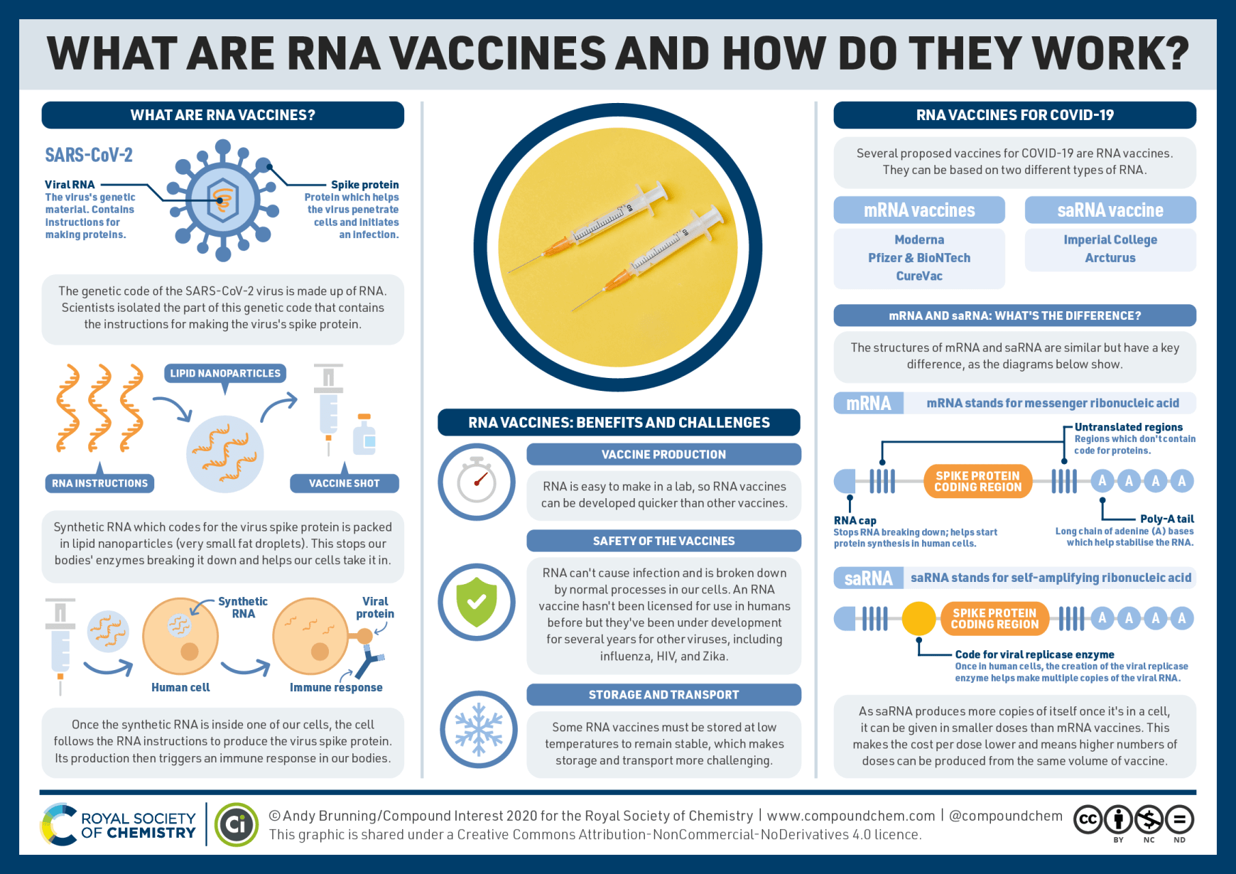 Infographic: What are mRNA COVID-19 vaccines and how do ...