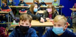 Should schools reopen for in-class study? Evidence suggests they are not major COVID spreaders
