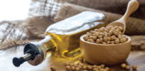 Could heart-healthy soybean oil pave the way for more gene-edited, biofortified foods?