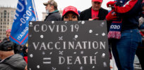 Politics and COVID: Why are Republicans more hesitant to get the vaccine?