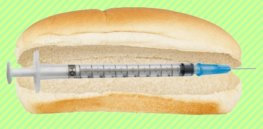 Anxious about getting a COVID vaccine because you don't know what's in it? We know a lot more about it than the safety of hot dogs