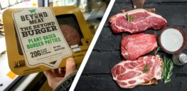 US consumers still prefer beef to plant-based meat on nutrition and taste, survey shows