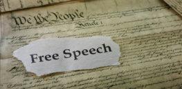 free speech twitter