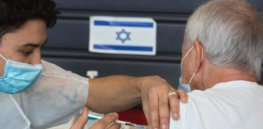 Less than 0.2% — that's how many fully vaccinated Israelis developed COVID-19 symptoms