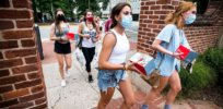 Unwitting COVID carriers: 20-college study trying to answer when it will be safe to go maskless