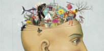 How our brain balances and blends past experiences with current perceptions