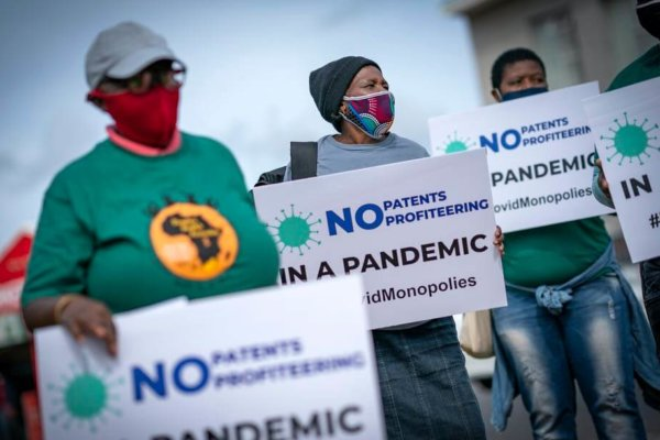 Viewpoint: Suspending COVID vaccine patent waivers will not solve the supply problem or hasten the end of the pandemic