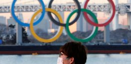 50,000 athletes and visitors could descend on Tokyo for the Summer Olympics with COVID cases rising and just 1% of the population fully vaccinated. Japan is worried