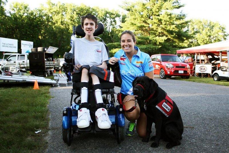 shea racing duchenne muscular dystrophy