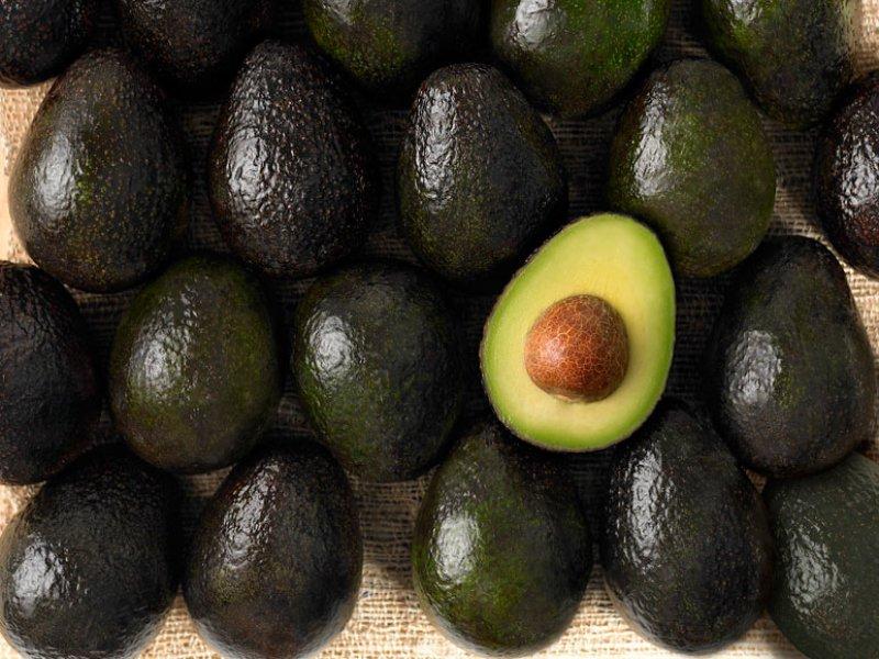 avocados brown