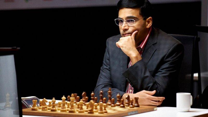 Viswanathan Anand, Chess Grandmaster. Image credit: Artsfon