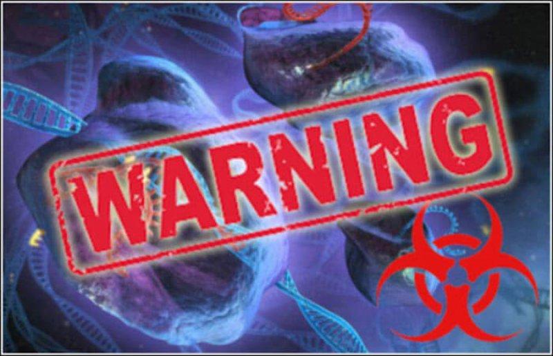 crispr cas warning