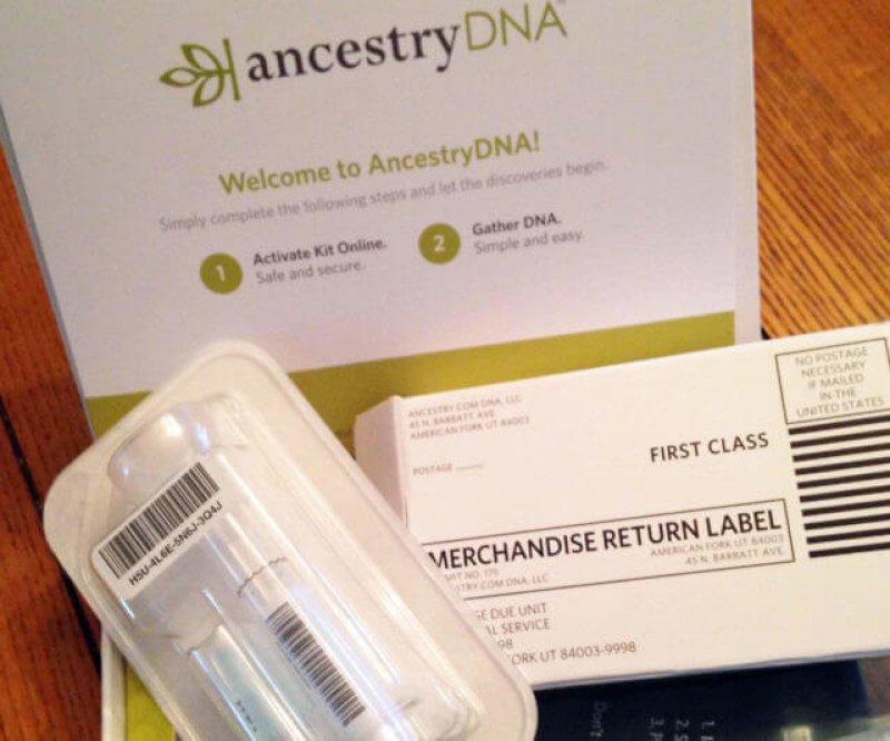 ancestry dna kit x