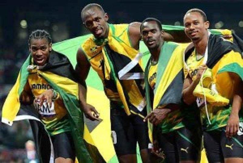 b Jamaican relay x