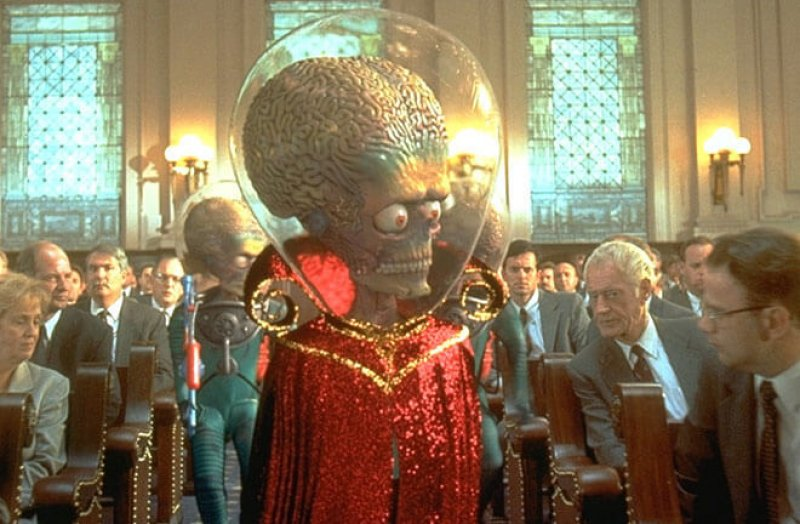 mars attacks what we think martians look like