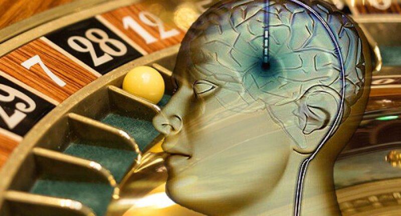 deep brain stimulation problem gambling