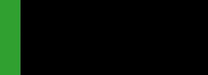 Alternate kelly green GMO Logo minimized