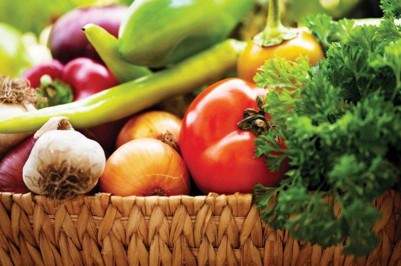 Basket Organic Produce