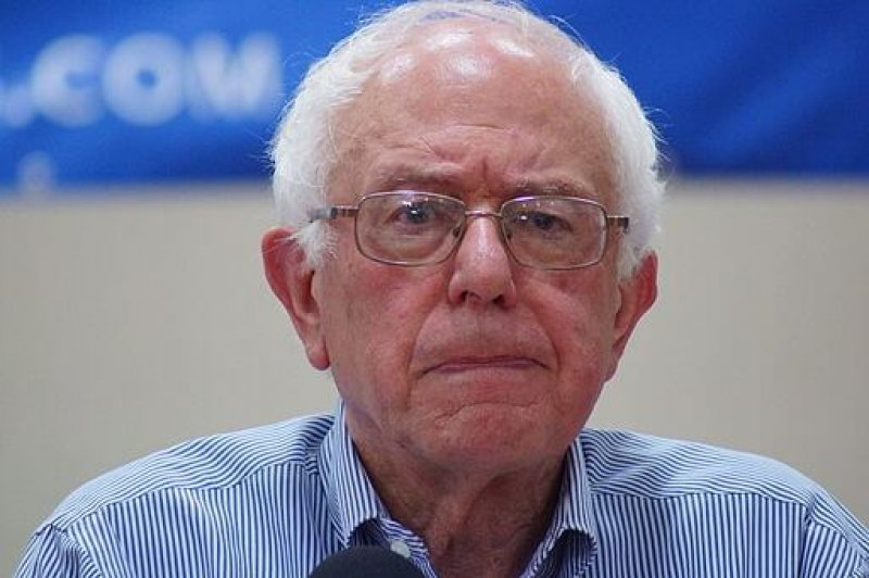 Bernie sanders franklin nh DSC