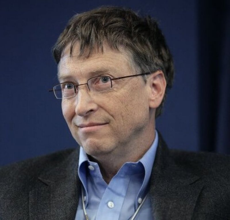 Bill Gates World Economic Forum e