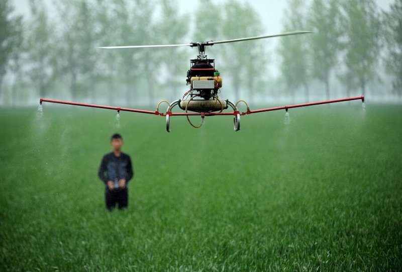 China Agriculture Drone