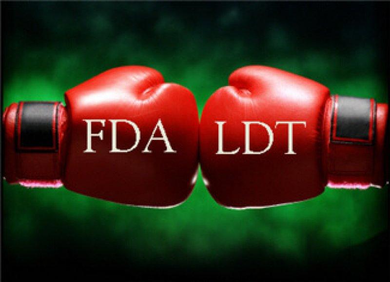FDA v LDT