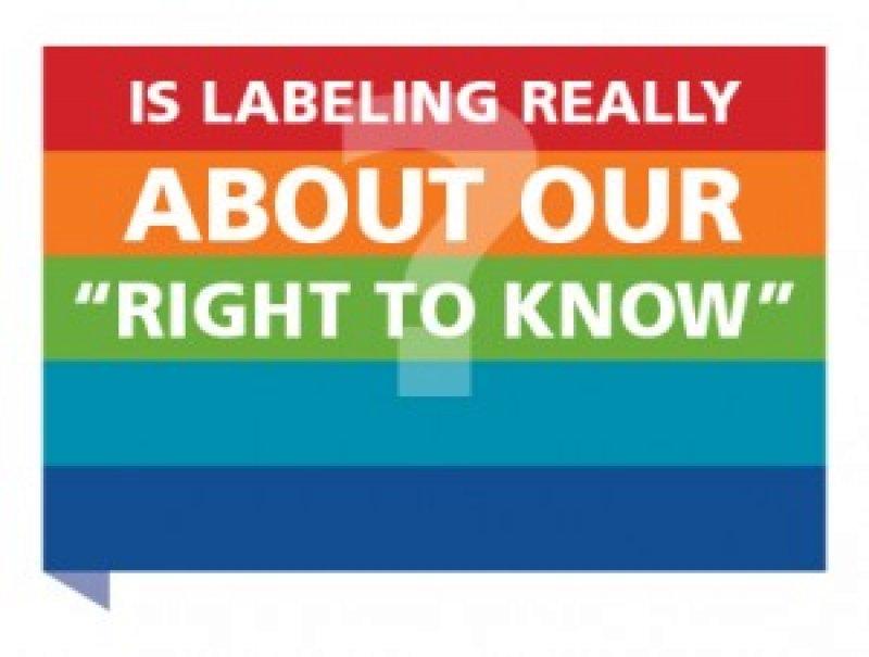 GMO labeling x