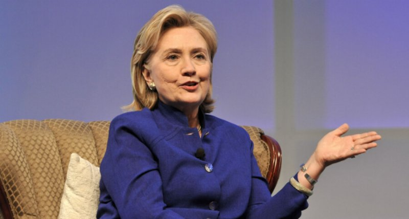 Hillary Clinton bio convention