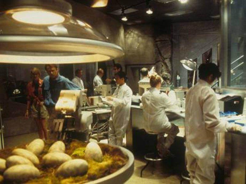 Jurassic Park film still