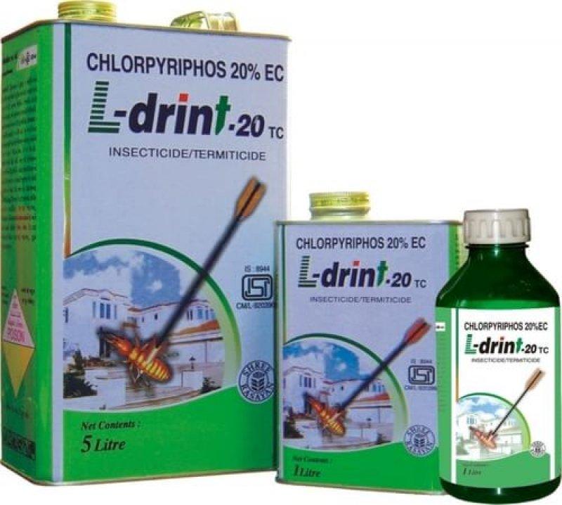 L DRINT EC CHLORPYRIFOS EC