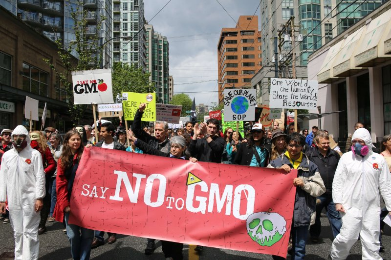 March Against Monsanto Vancouver