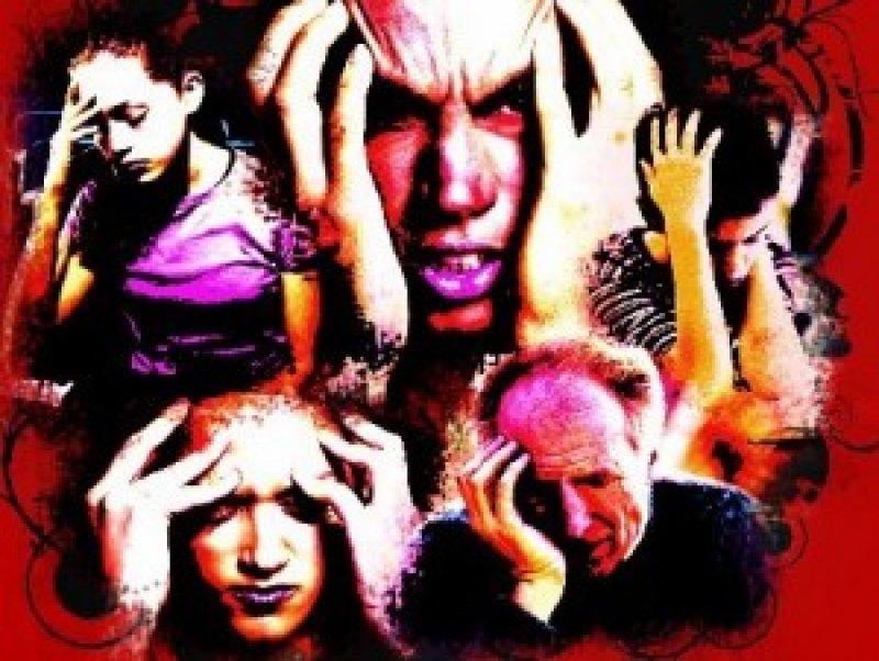 Mental Illness signs symptoms x