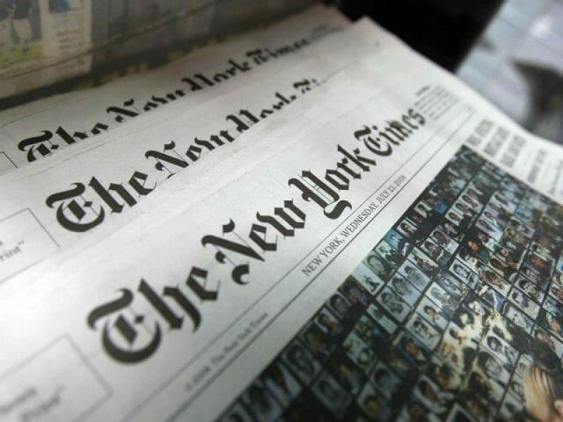 New York Times Getty